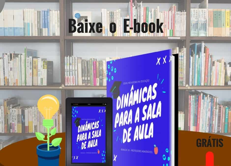 eBook Dinâmicas para a sala de aula