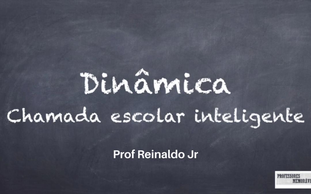 Dinâmica – Chamada Escolar Inteligente